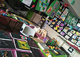 The annual Art Expo of Imageminds at SSB International School